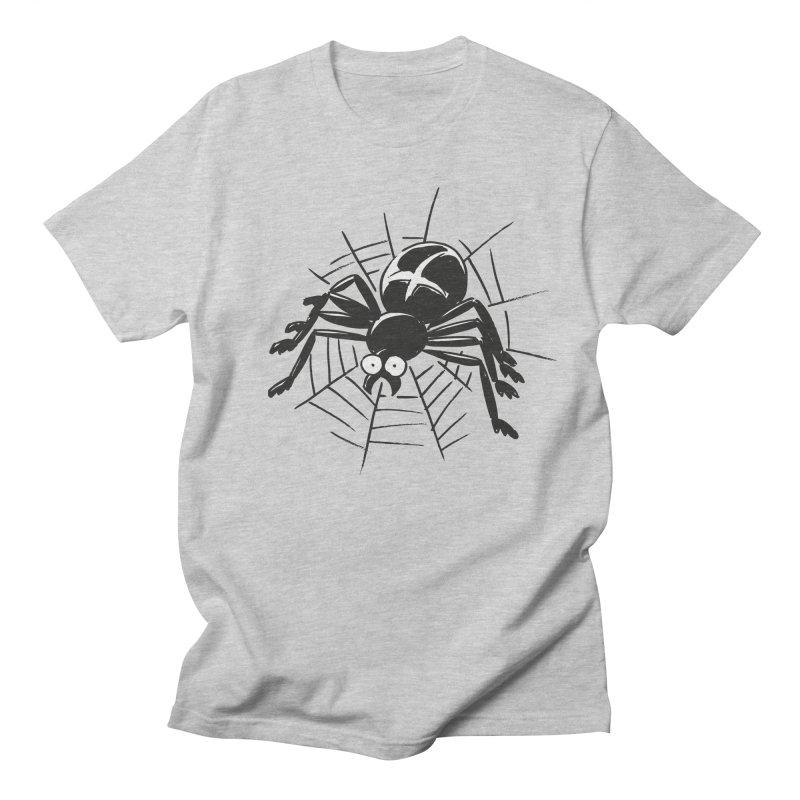 Spider Men's T-Shirt by Freehand