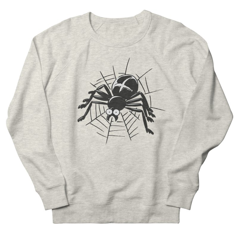 Spider Men's French Terry Sweatshirt by Freehand