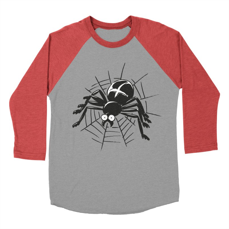 Spider Men's Longsleeve T-Shirt by Freehand