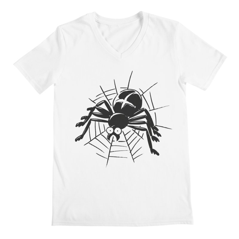 Spider Men's V-Neck by Freehand