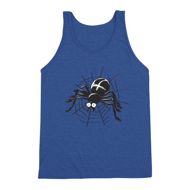 Spider Men's Tank by Freehand
