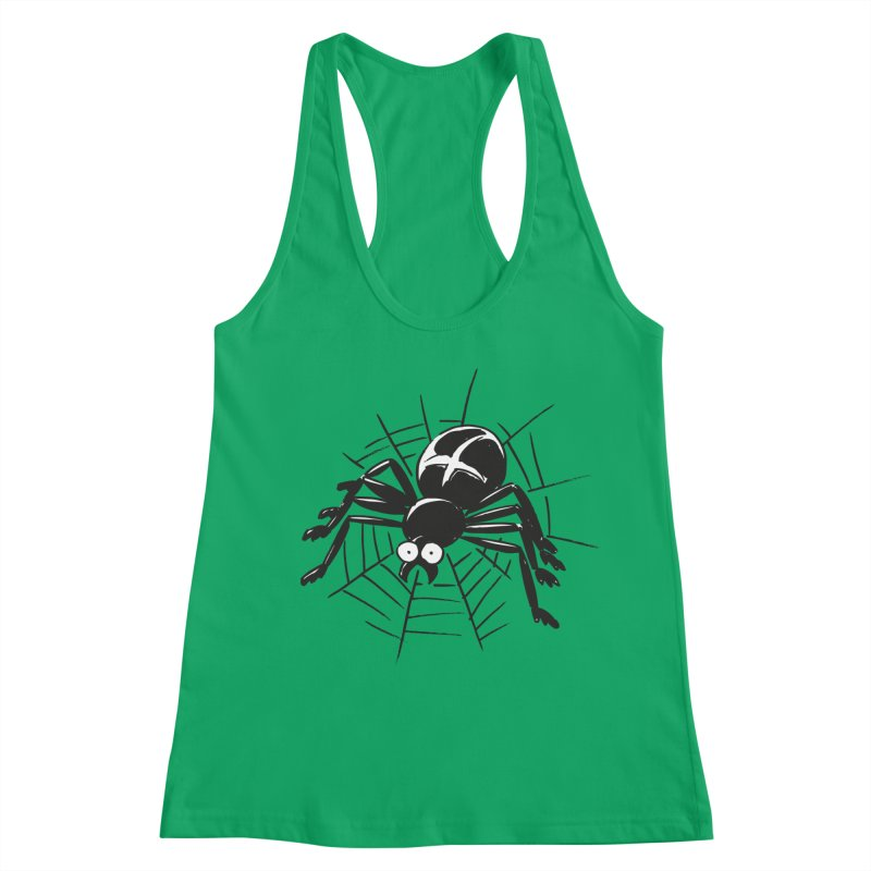 Spider Women's Tank by Freehand