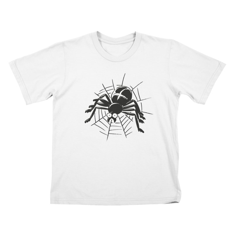 Spider Kids T-Shirt by Freehand