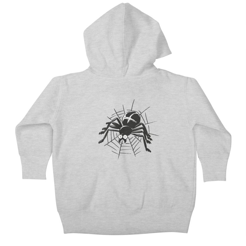Spider Kids Baby Zip-Up Hoody by Freehand