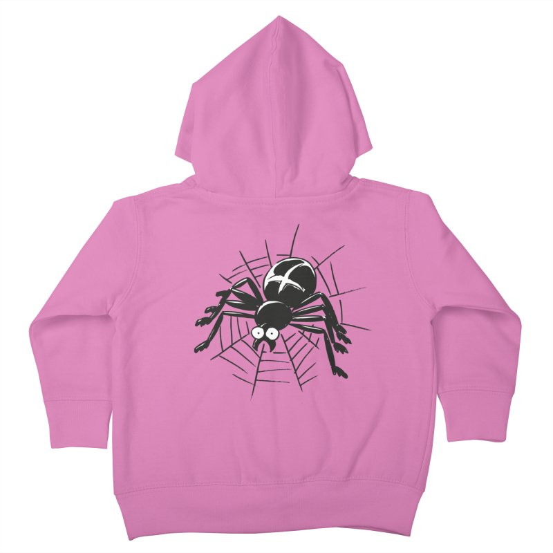 Spider Kids Toddler Zip-Up Hoody by Freehand
