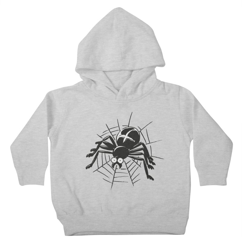 Spider Kids Toddler Pullover Hoody by Freehand