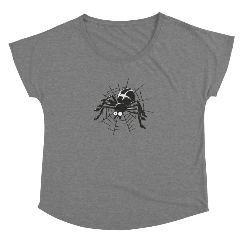 Spider Women's Scoop Neck by Freehand