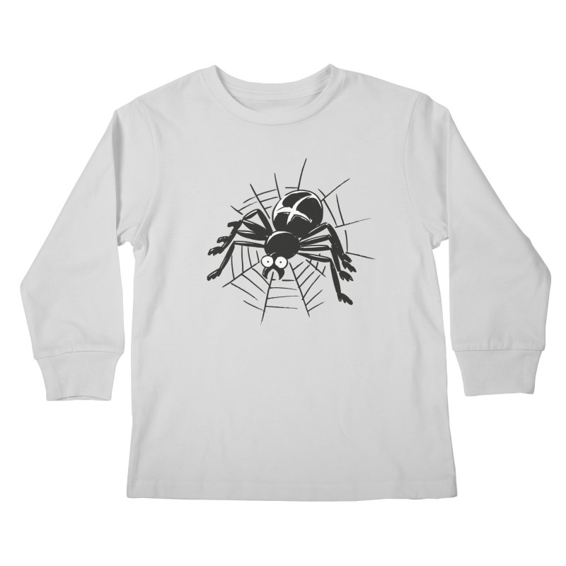 Spider Kids Longsleeve T-Shirt by Freehand
