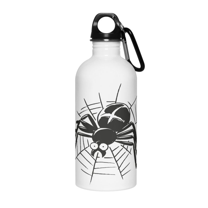 Spider Accessories Water Bottle by Freehand
