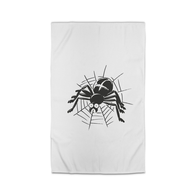 Spider Home Rug by Freehand
