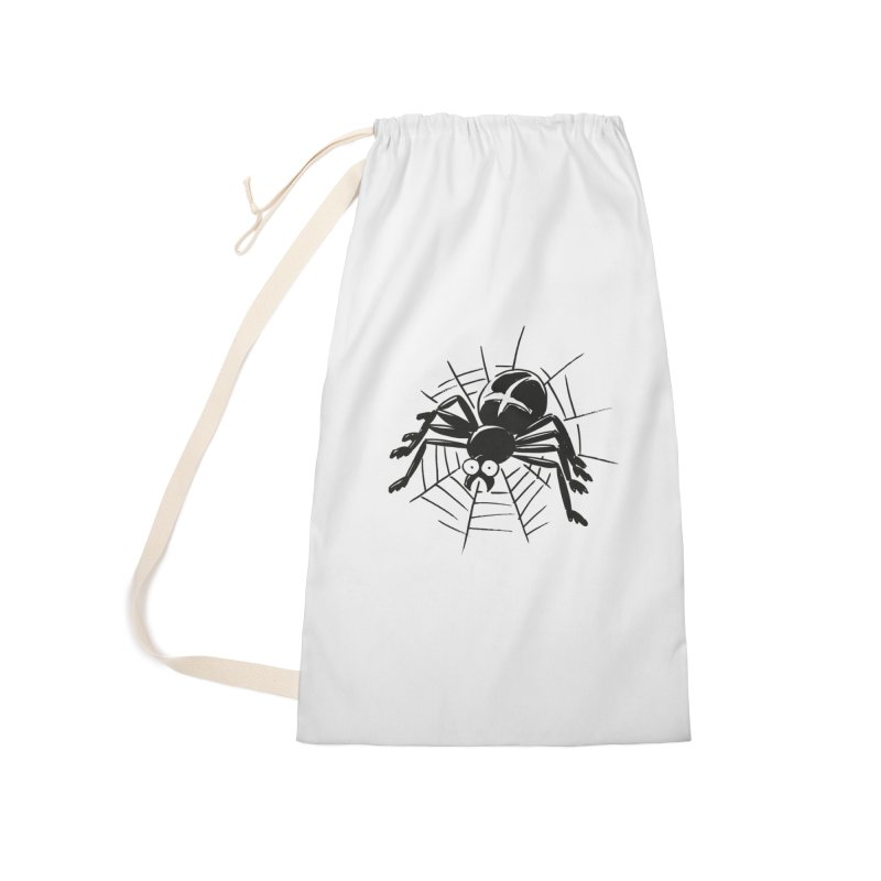 Spider Accessories Laundry Bag Bag by Freehand