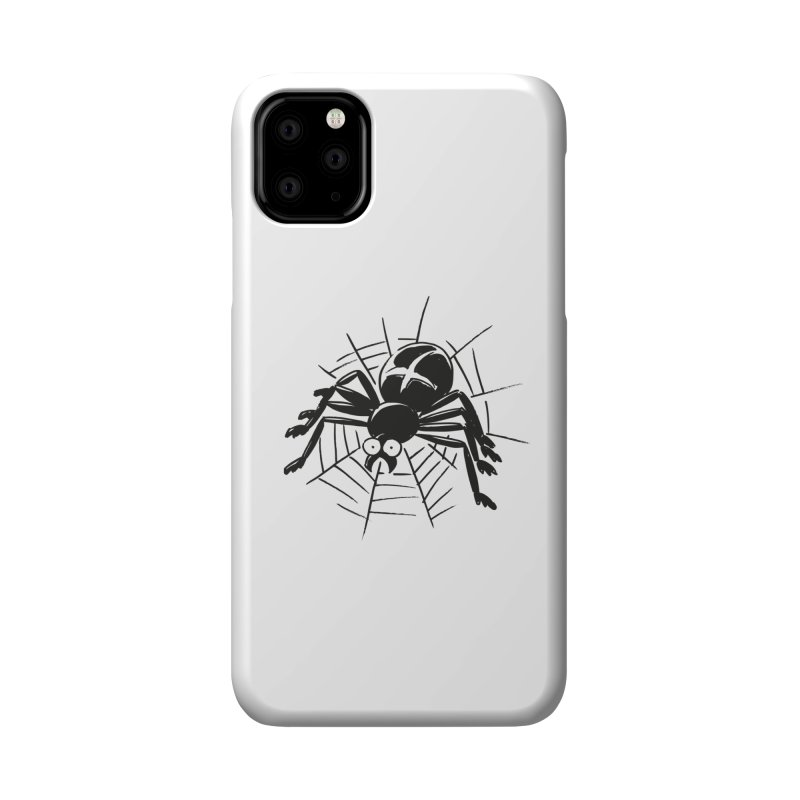 Spider Accessories Phone Case by Freehand
