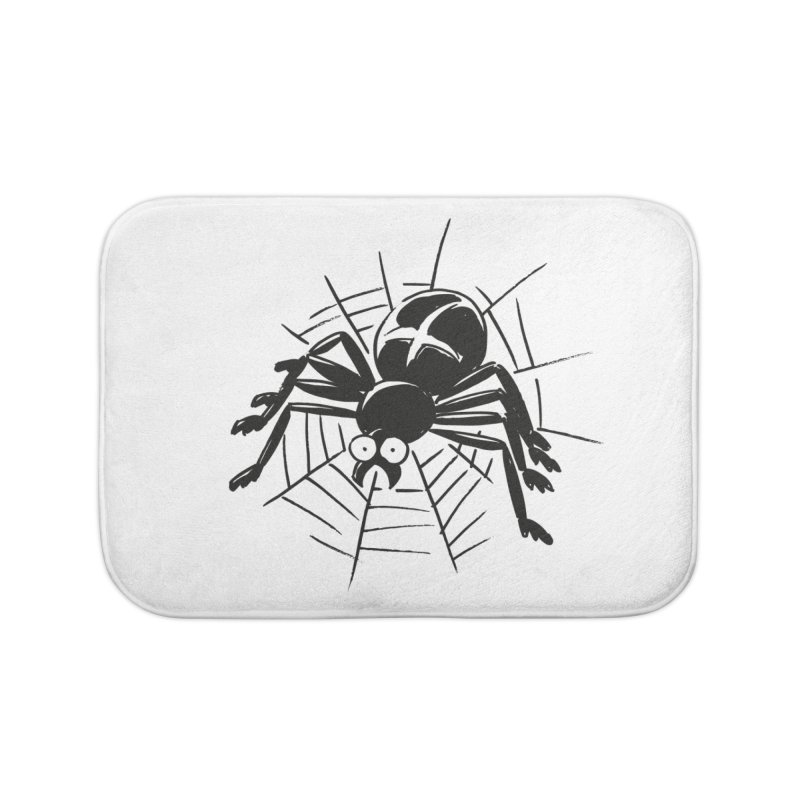 Spider Home Bath Mat by Freehand