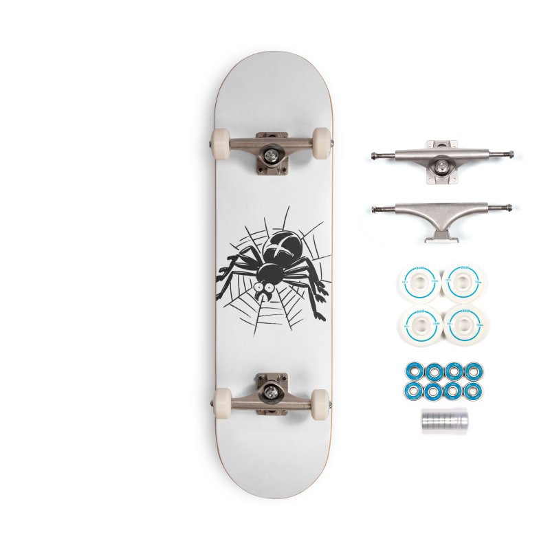 Spider Accessories Complete - Basic Skateboard by Freehand