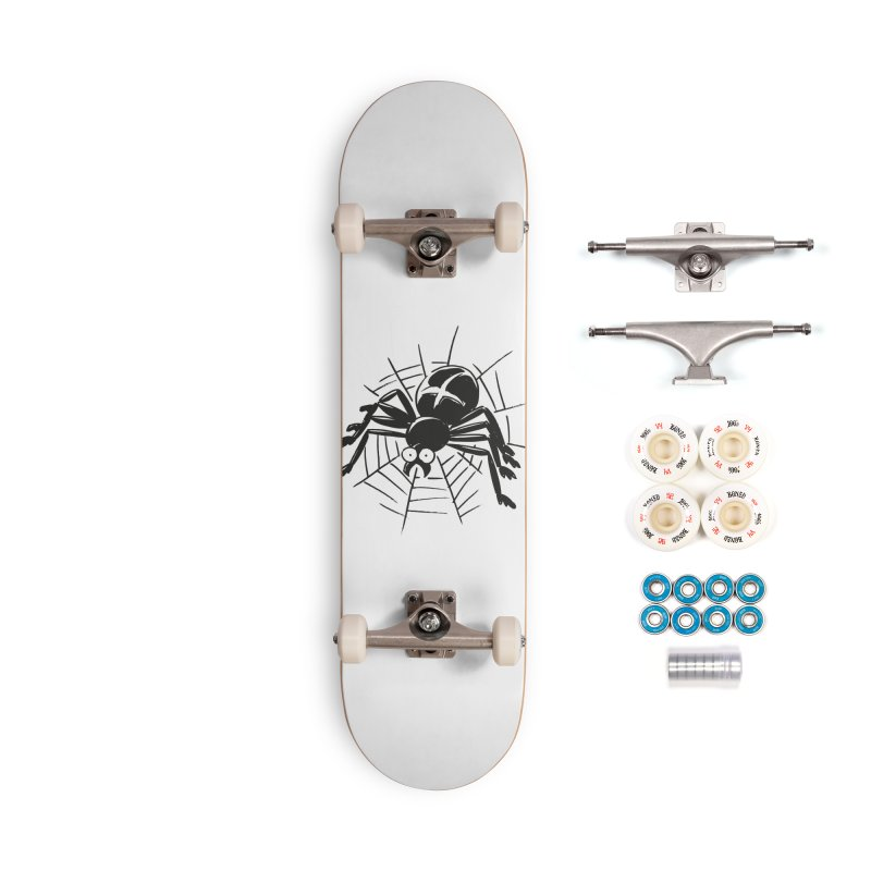 Spider Accessories Complete - Premium Skateboard by Freehand