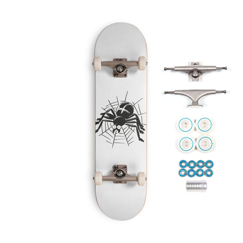 Spider Accessories Skateboard by Freehand