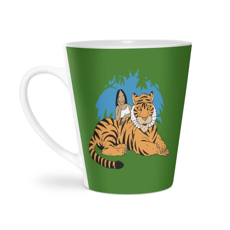 Pet Tiger Accessories Mug by Freehand