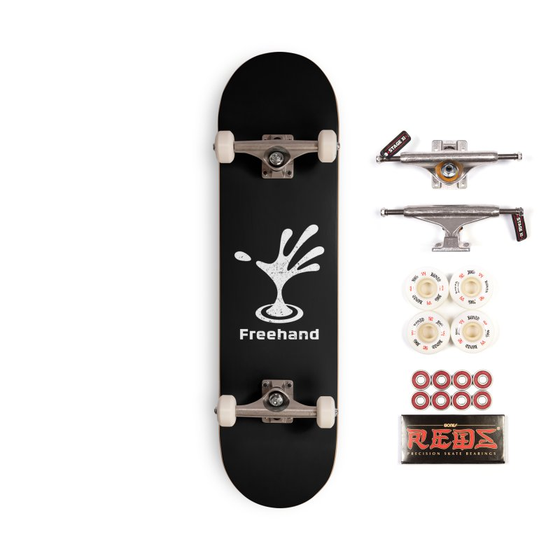 Freehand Accessories Complete - Pro Skateboard by Freehand