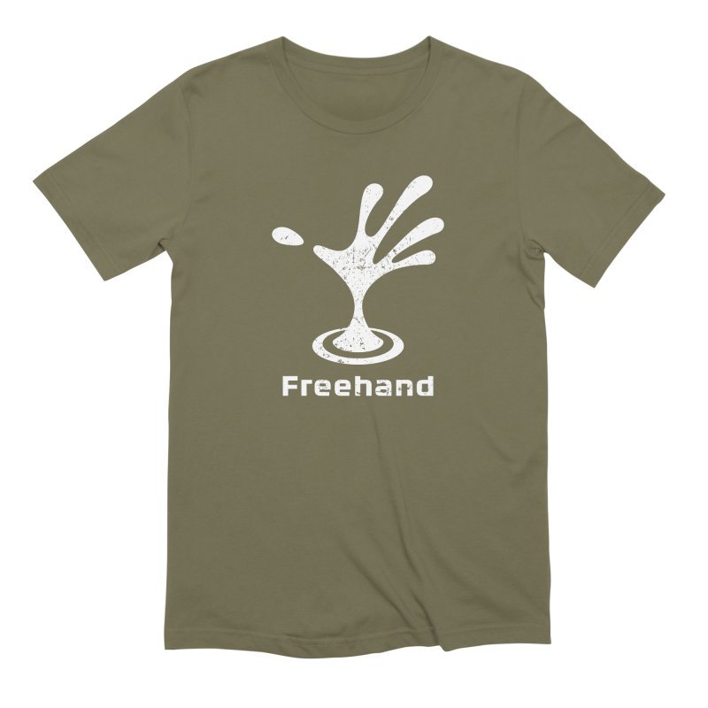 Freehand Men's Extra Soft T-Shirt by Freehand