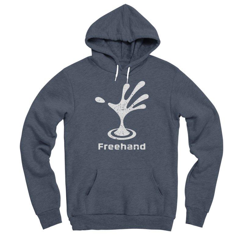 Freehand Men's Sponge Fleece Pullover Hoody by Freehand