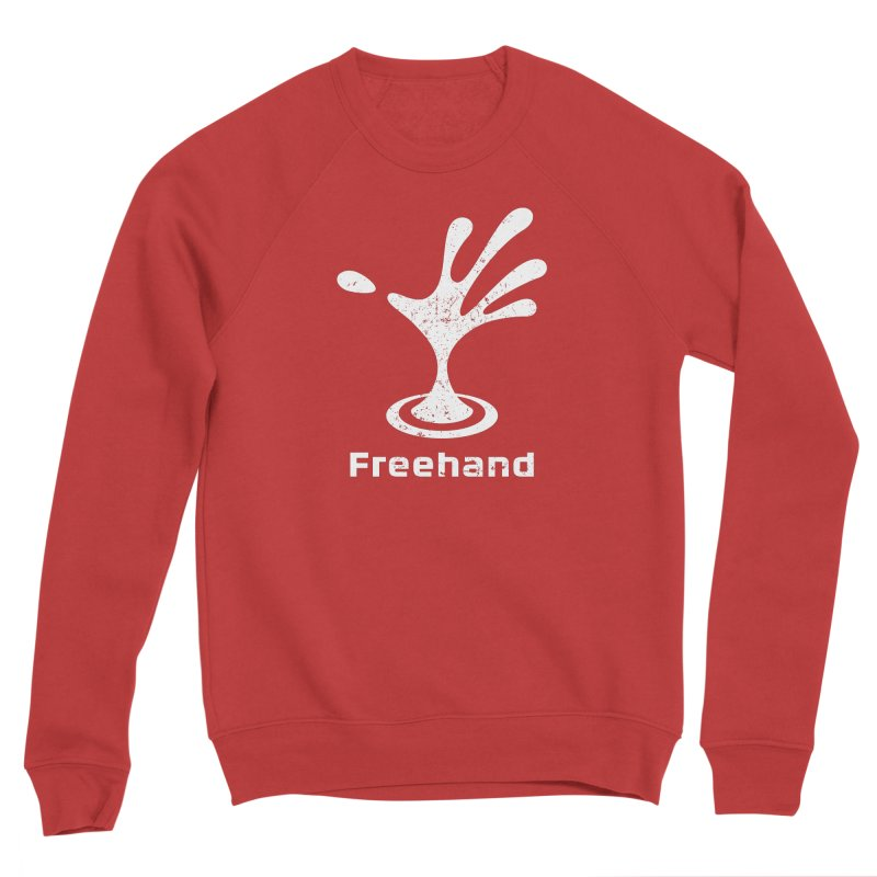 Freehand Men's Sponge Fleece Sweatshirt by Freehand