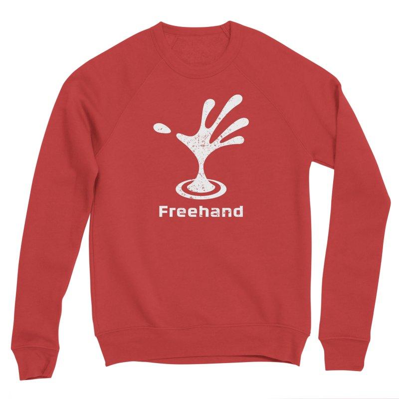 Freehand Women's Sponge Fleece Sweatshirt by Freehand