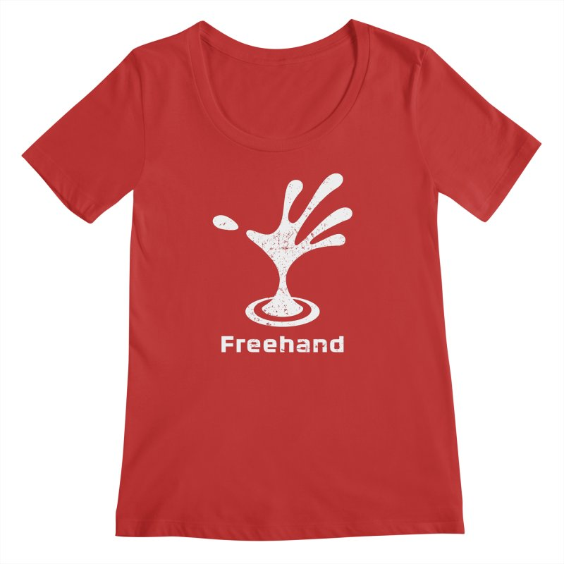 Freehand Women's Regular Scoop Neck by Freehand