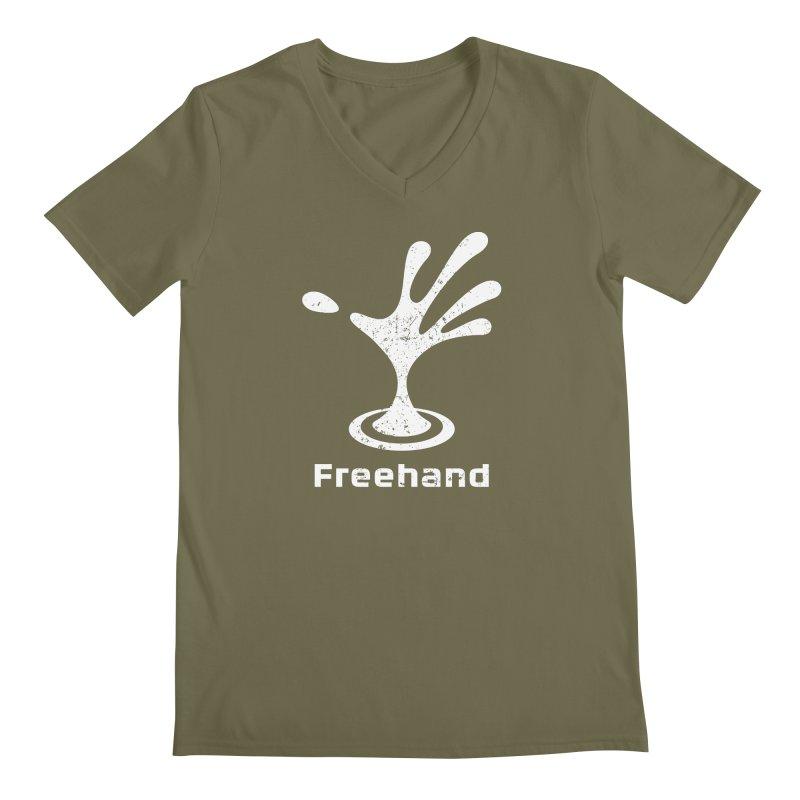 Freehand Men's Regular V-Neck by Freehand