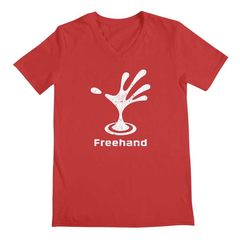 Freehand Men's V-Neck by Freehand