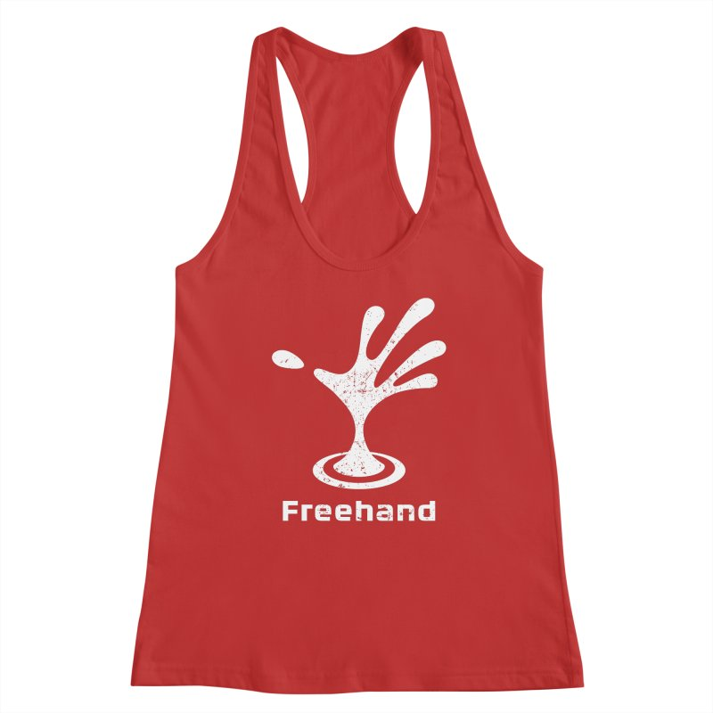 Freehand Women's Racerback Tank by Freehand