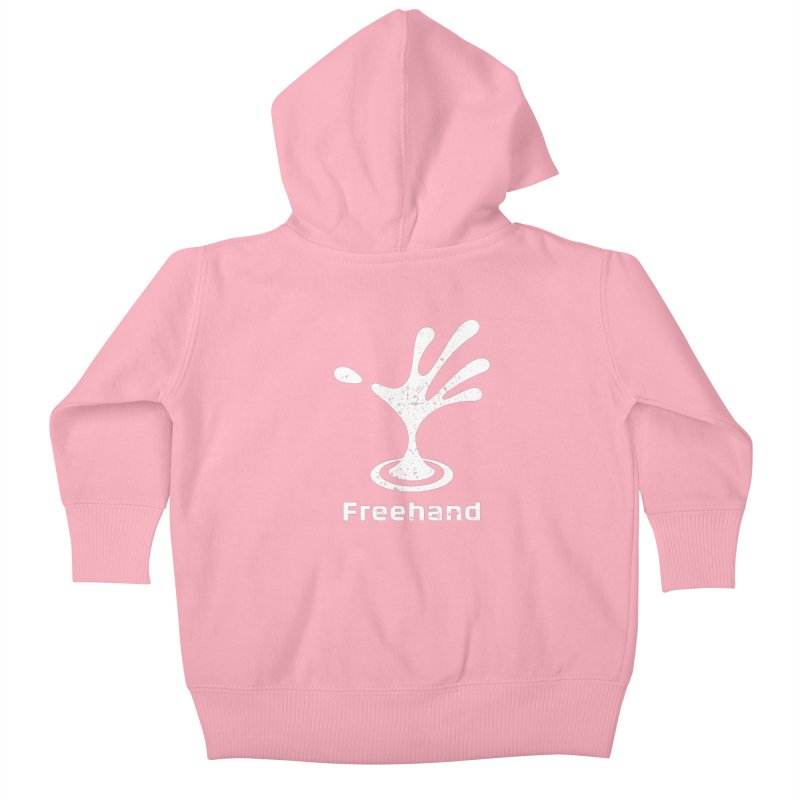 Freehand Kids Baby Zip-Up Hoody by Freehand