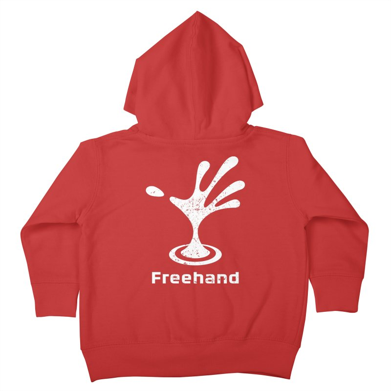 Freehand Kids Toddler Zip-Up Hoody by Freehand