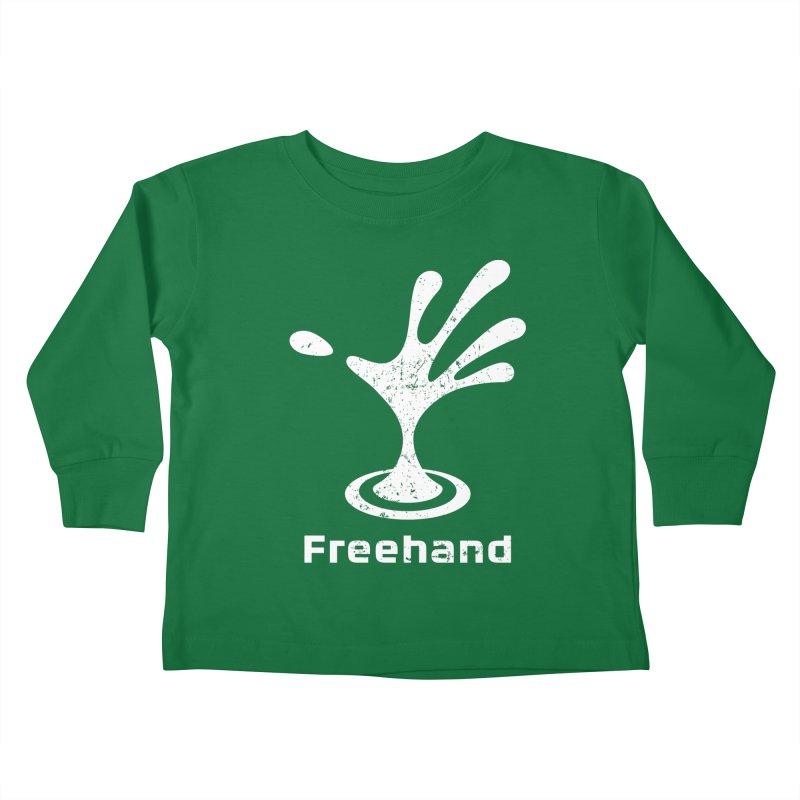 Freehand Kids Toddler Longsleeve T-Shirt by Freehand
