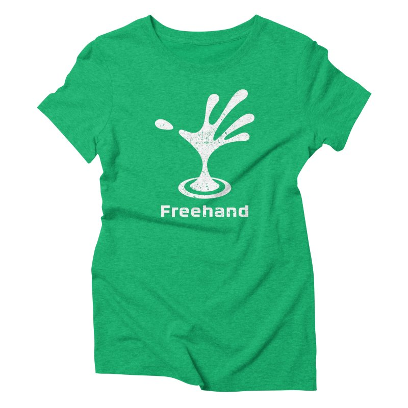 Freehand Women's Triblend T-Shirt by Freehand