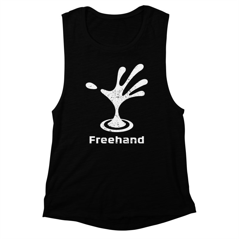 Freehand Women's Muscle Tank by Freehand