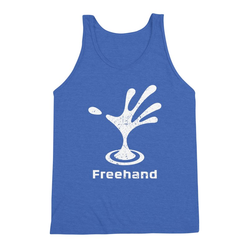 Freehand Men's Triblend Tank by Freehand