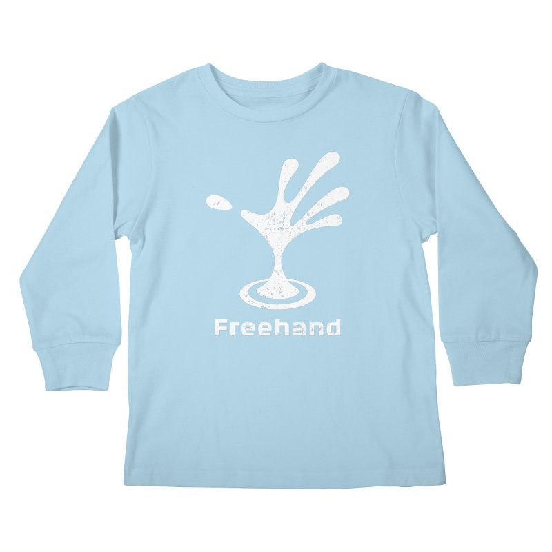 Freehand Kids Longsleeve T-Shirt by Freehand