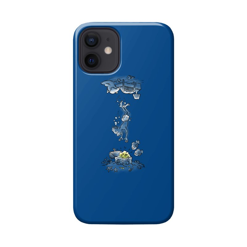 Deep Dreaming Accessories Phone Case by Freehand