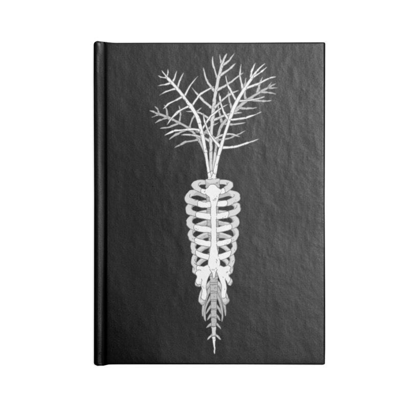 Carrot Cage Accessories Notebook by Freehand