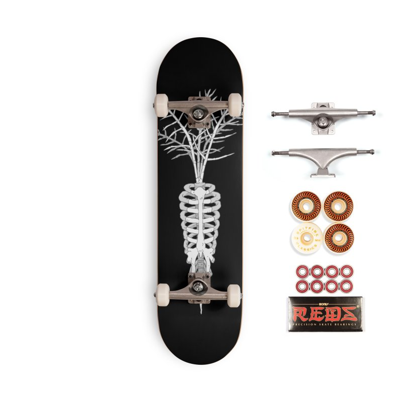 Carrot Cage Accessories Skateboard by Freehand