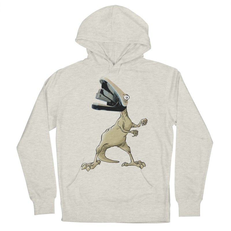 Staplosaurus Men's Pullover Hoody by Freehand
