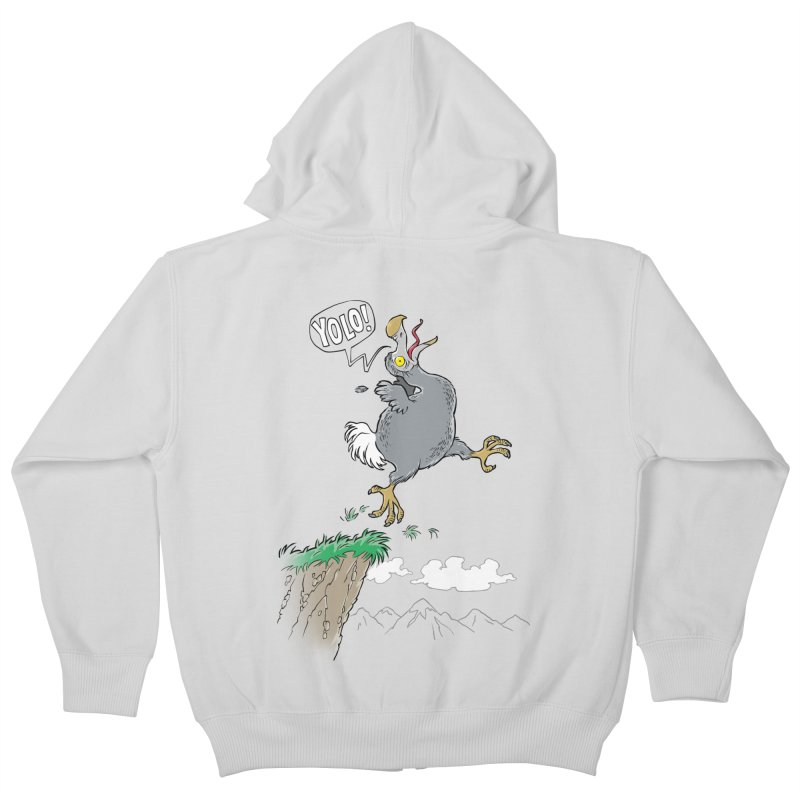 YoloDodo Kids Zip-Up Hoody by Freehand