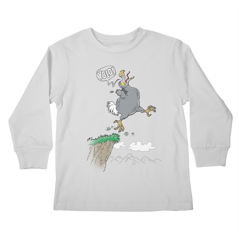 YoloDodo Kids Longsleeve T-Shirt by Freehand