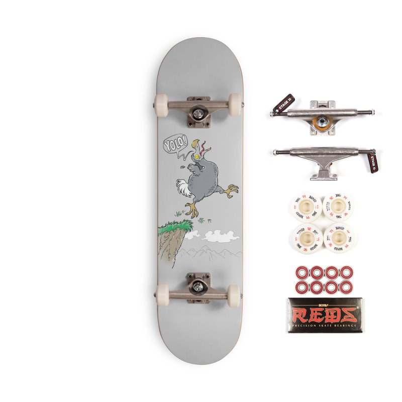 YoloDodo Accessories Complete - Pro Skateboard by Freehand
