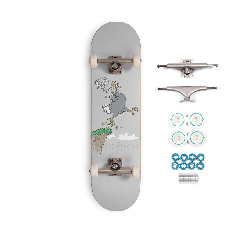 YoloDodo Accessories Complete - Basic Skateboard by Freehand