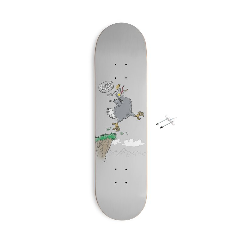 YoloDodo Accessories With Hanging Hardware Skateboard by Freehand