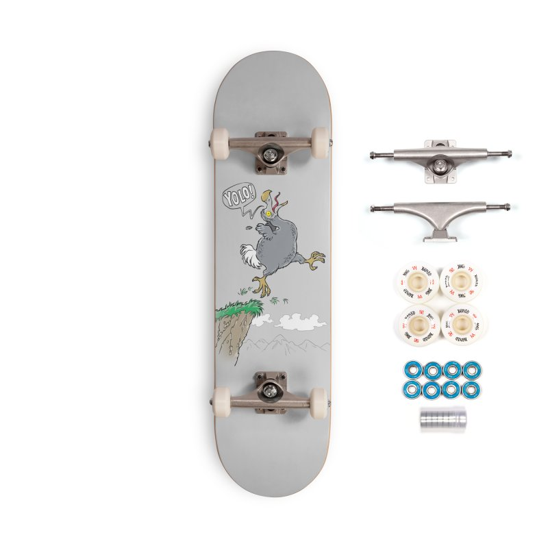 YoloDodo Accessories Complete - Premium Skateboard by Freehand