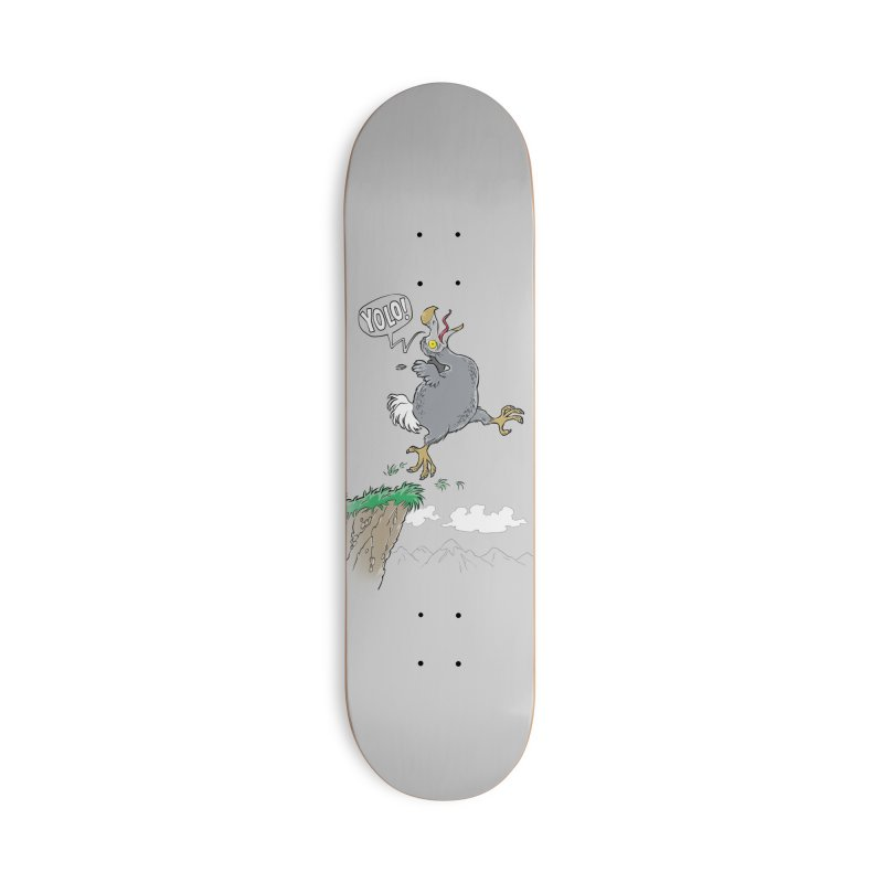 YoloDodo Accessories Deck Only Skateboard by Freehand