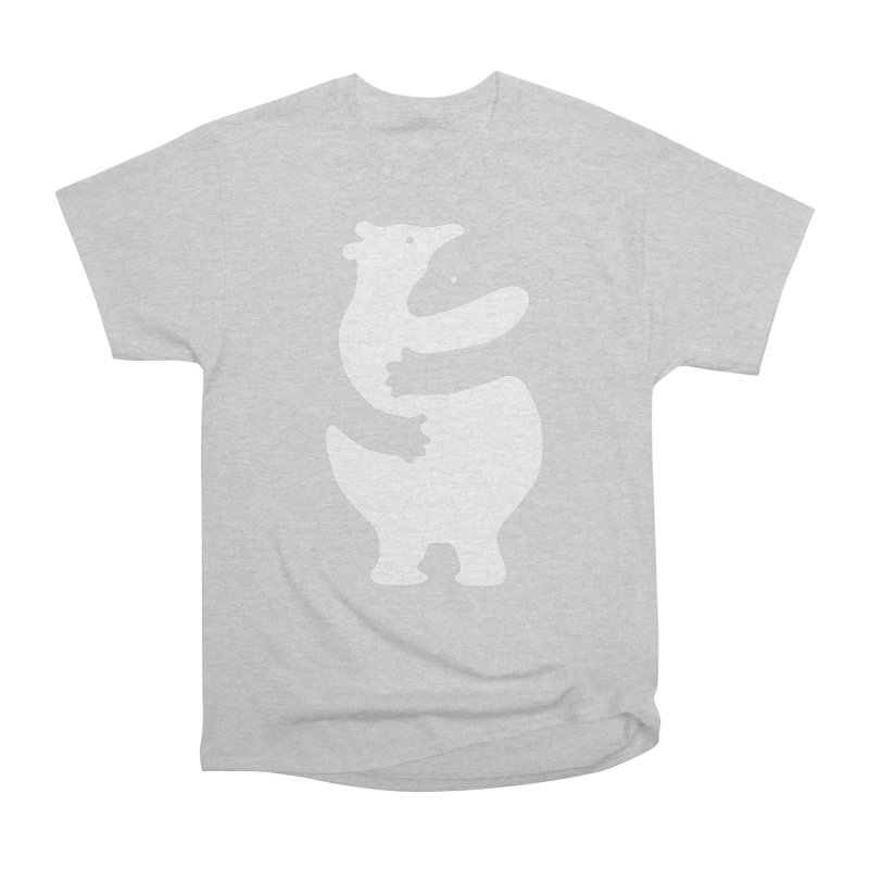 Huggers, white edition Men's T-Shirt by Freehand