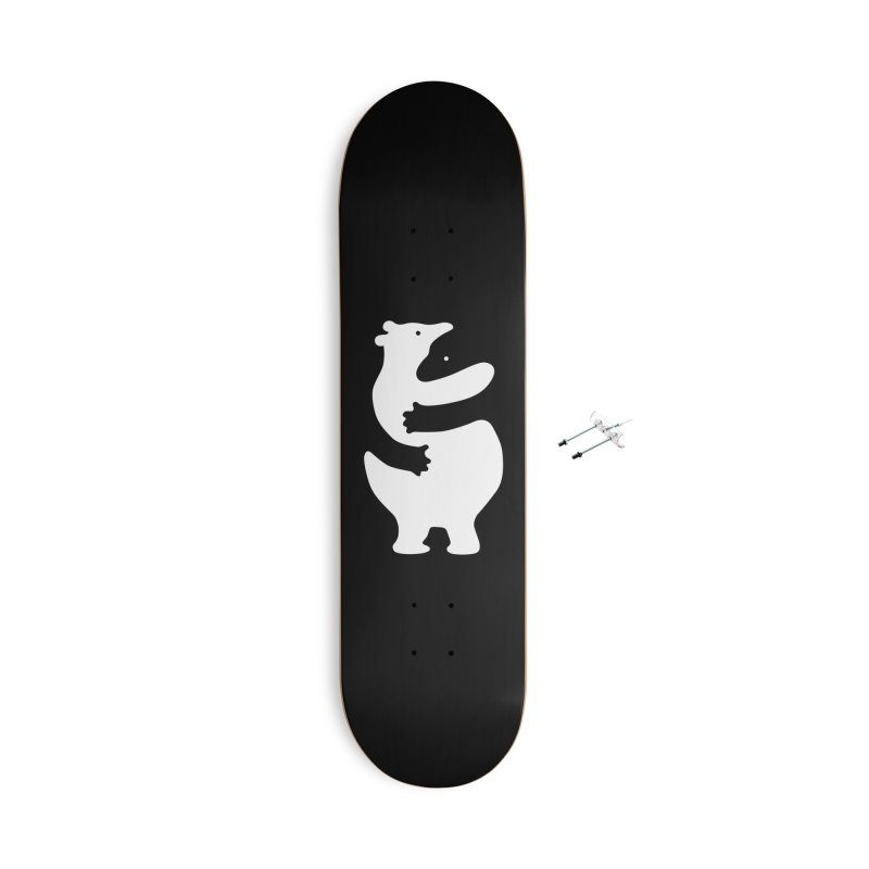 Huggers, white edition Accessories Skateboard by Freehand